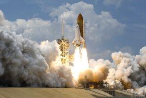 NASA rocket launch