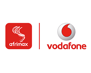 Afrimax vodafone small red logo