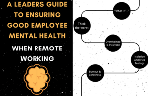 Free Remote Working Mental Health Guide for Leaders
