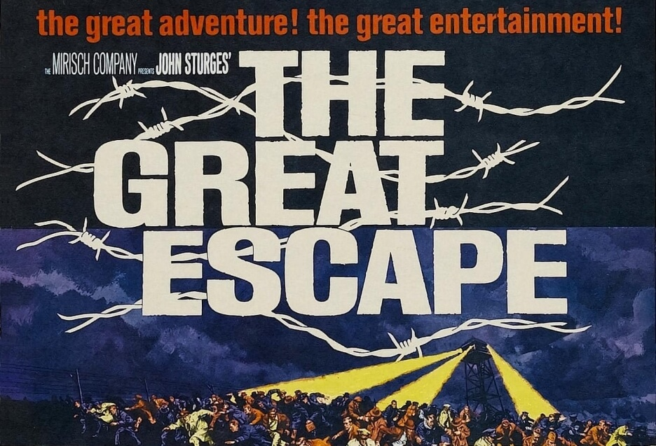 What the Great Escape can teach us about Future Fit Leadership – Adrian Swinscoe Interviews Mike Perk
